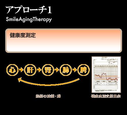 アプローチ1:健康度測定